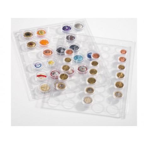 Pochettes plastiques ENCAP transparentes pour 5