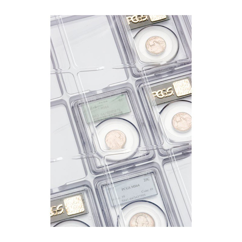 Pochettes plastiques ENCAP transparentes pour SLABS