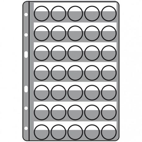 recharges compart pour 35 capsules de champagne. Black Bedroom Furniture Sets. Home Design Ideas