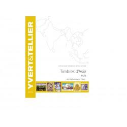 Catalogue ASIE-INDE 2015 YVERT ET TELLIER