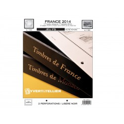 Jeu France FS 2014 1er semestre YVERT ET TELLIER