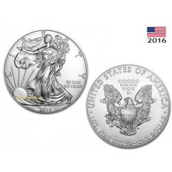 Silver Eagle 1oz - 1 dollar USA 2015