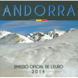 Série Euros Andorre BU 2014