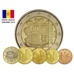 Série Euros Andorre 2014