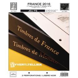Jeu France FS 2015 1er semestre YVERT ET TELLIER