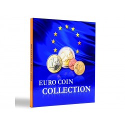 Album PRESSO collection Euro Coin