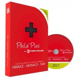 PHILA'PLUS Évolutif 2015 FRANCE (PC+MAC)