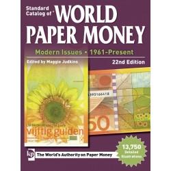 World Paper Money 1961 à nos jours