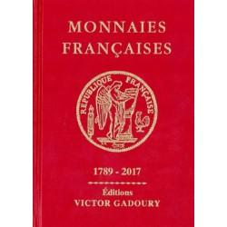 Monnaies Françaises depuis 1789 à 2017