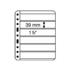 Feuilles VARIO-PLUS 6 bandes