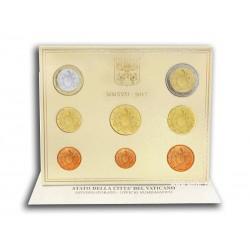 Série Euros Vatican BU 2017