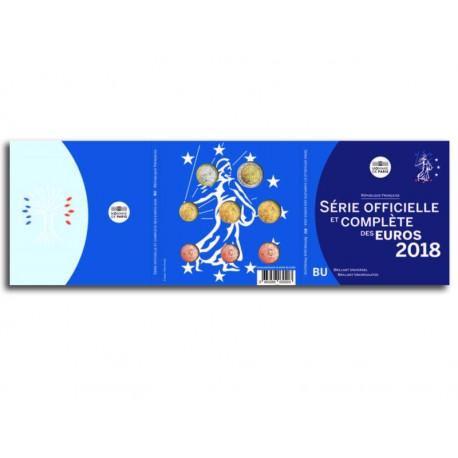 Série Euros France BU 2018