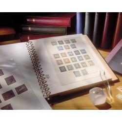 France Feuilles spéciales timbres autocollants entreprises 2017