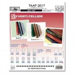 TAAF SC : 2017 (jeux avec pochettes)
