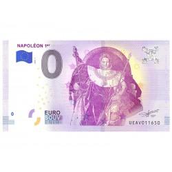 Billets Euro Souvenir - Napoléon 1er