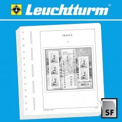 LEUCHTTURM SF-Feuille Mini feuille