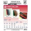 Jeu  SC France 2018 2ème semestre YVERT ET TELLIER