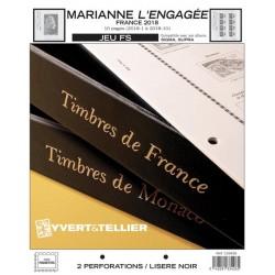 FRANCE FS : 2018 (Marianne - L´engagée)