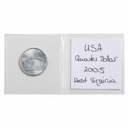 Pochettes numismatiques