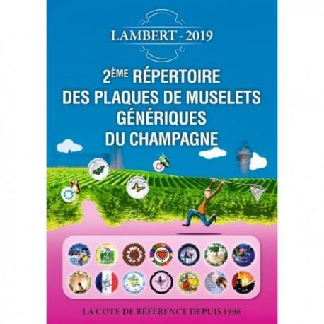 2ème Répertoire des Plaques de Muselets Génériques du Champagne