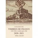 Catalogue de cotaton Spink - Maury France 2020 - Timbres de France