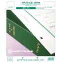 Jeu France FO 2019 - 1er semestre YVERT ET TELLIER
