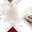 Lot de 5 paquets de pochettes Simple Soudure - 26x40 transparentes