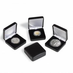 NOBILE 26 étui numismatique en métal LEUCHTTURM