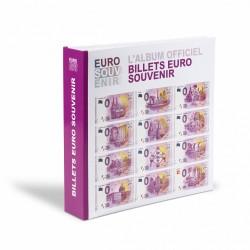 Album pour 420 billets « Euro Souvenir »