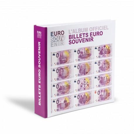 Album pour 200 billets « Euro Souvenir »