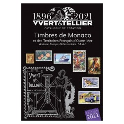 Catalogue Timbres de France - 2020  YVERT ET TELLIER