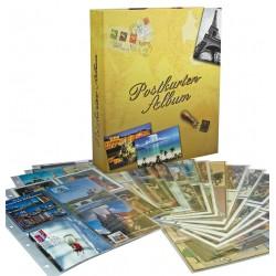 Album pour cartes postales Anciennes et modernes