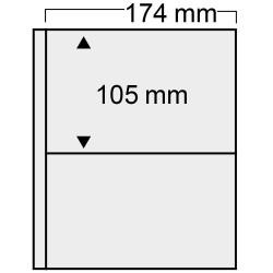 Feuilles Compact 7875 pour FDC de France