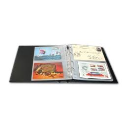 """feuilles  """"Premium"""" pour cartes postales"""