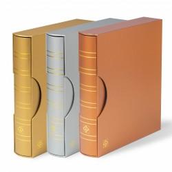 Album & boitier GRANDE PUR format A4 avec étui de protection