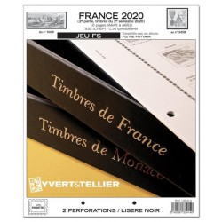 Jeu France FS 2020 2ème semestre YVERT ET TELLIER