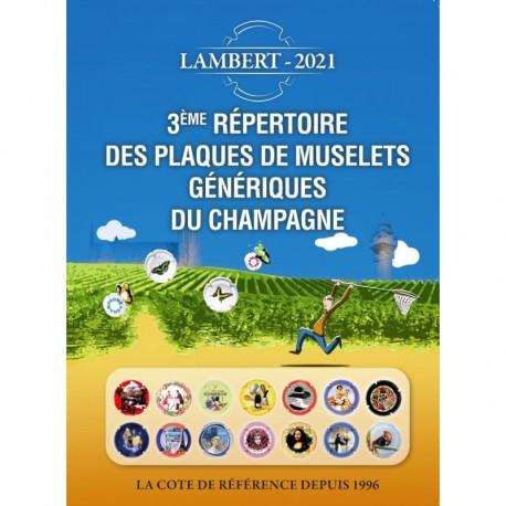 3ème Répertoire des Plaques de Muselets Génériques du Champagne