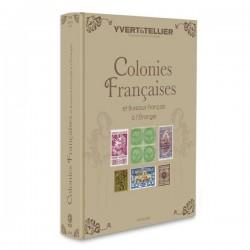 TOME 2/Partie 1 - 2015  (Timbres des colonies françaises)