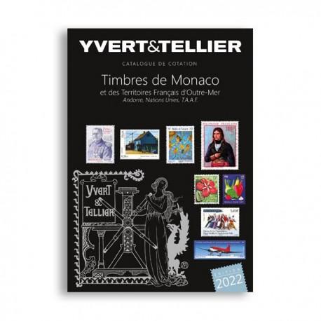 TOME 1 BIS Monaco - Edition 2022 YVERT ET TELLIER