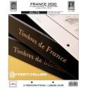 Jeu France FS 2020 1er semestre YVERT ET TELLIER