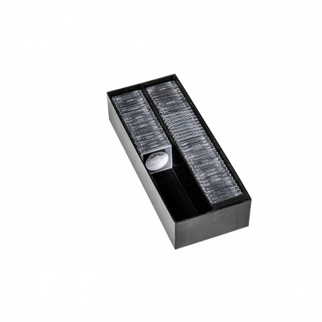 Boîte rangement LOGIK pour capsules QUADRUM et cadres cartonnés