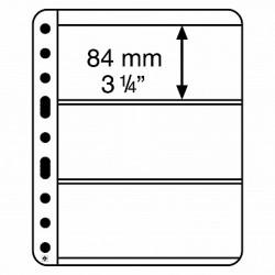 Feuilles VARIO-PLUS 3 poches