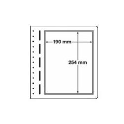 Feuilles LB en papier cartonné 1 poche