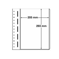 Feuilles LB en papier cartonné 1 grande poche