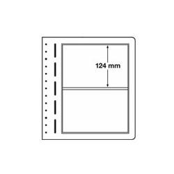 Feuilles LB en papier cartonné 2 poches