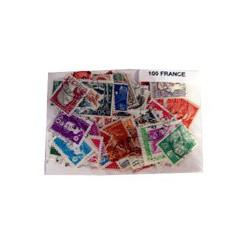100 timbres de France