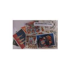 100 timbres de Grande Bretagne