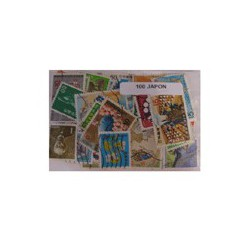 100 timbres du Japon