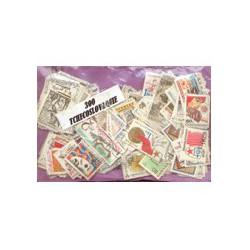300 timbres de Tchécoslovaquie