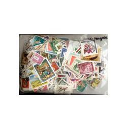 2000 timbres de Hongrie